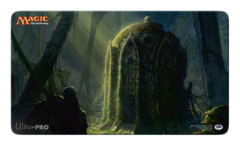 MTG Return to Ravnica Overgrown Tomb Ultra Pro Playmat