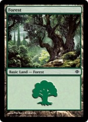 Forest (249) - Foil on Ideal808
