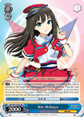 Rin Shibuya [IMC/W41-E078SP SP (SIGNED FOIL)] English