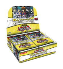 Ra Yellow Mega-Pack Booster Box (1st Edition) on Ideal808