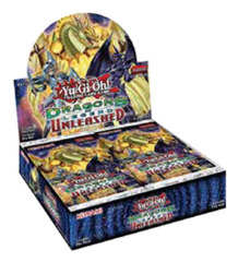 Dragons of Legend: Unleashed (1st Edition) Booster Box