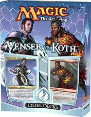 Duel Decks: Venser vs Koth * Limit 1 per Customer
