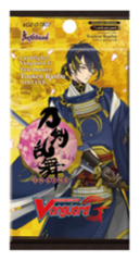 G-TB01 Touken Ranbu -ONLINE- (English) G-Title Booster Pack