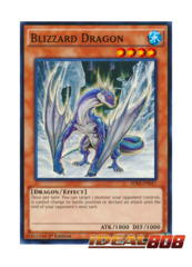 Blizzard Dragon - SDKS-EN017 - Common - 1st Edition