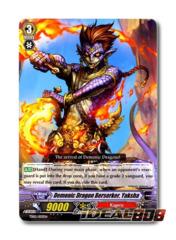 Demonic Dragon Berserker, Yaksha - TD02/003EN - TD (common ver.)