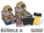 Yugioh Dragons of Legend: Unleashed Bundle (A) - Get x2 Booster Boxes + Bonus Items (See Description)