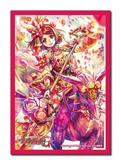 Bushiroad Cardfight!! Vanguard Sleeve Collection (60ct)Vol.141: Flower Princess of Spring's Beginning, Primavera