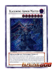 Blackwing Armor Master - Ultimate - CRMS-EN041 (1st Edition) on Ideal808