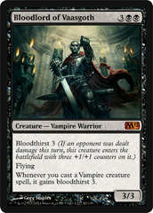 Bloodlord of Vaasgoth - Foil on Ideal808