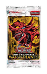 Battle Pack 2: War of the Giants Booster Pack (1st Edition) on Ideal808