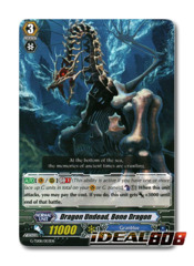 Dragon Undead, Bone Dragon - G-TD08/003EN - TD (common ver.)