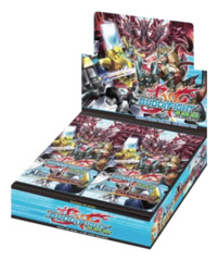 BFE-H-BT01 Neo Enforcer ver.E (English) Future Card Buddyfight Booster Box