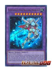 Gem-Knight Lady Brilliant Diamond - CORE-EN047 - Ultra Rare - Unlimited Edition