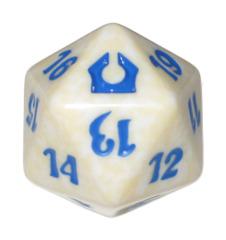 MTG Spindown 20 Life Counter - Return to Ravnica (Azorius - White/Blue)
