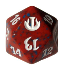 MTG Spindown 20 Life Counter - JOU Journey Into Nyx (Red)