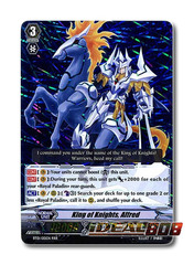 King of Knights, Alfred - Triple Rare (RRR) - BT01/001EN on Ideal808