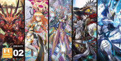 G-FC02 Fighters Collection 2015 Winter (English) Cardfight Vanguard Booster Pack ** Pre-Order Ships January 8, 2016
