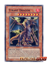 Tyrant Dragon - RP02-EN056 on Ideal808