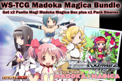 Weiss Schwarz Bundle - Get x2 Madoka Magica Booster Boxes plus x1 Hello Kitty Yamamura Karina Vol.41 Sleeve on Ideal808