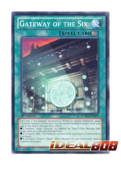 Gateway of the Six - SDWA-EN029 - Common - 1st Edition