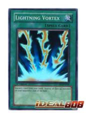 Lightning Vortex - FET-EN040 - Super Rare - Unlimited Edition