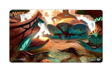 MTG Gatecrash Simic Combine Ultra Pro Playmat on Ideal808