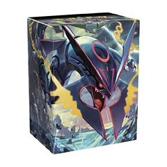 Pokemon Shiny Mega Rayquaza Deck Box