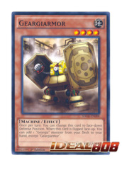 Geargiarmor - SDGR-EN008 - Common - 1st Edition