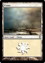 Plains (284) - Foil on Ideal808