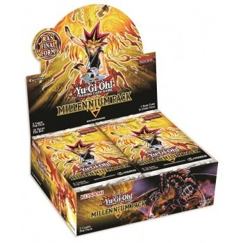 Yugioh Millennium Pack Booster Box