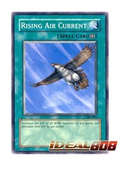 Rising Air Current - SRL-EN099 - Common - Unlimited Edition
