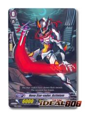 Nova Star-vader, Actinium - TD11/013EN - TD