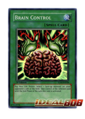 Brain Control - TLM-EN038 - Super Rare - Unlimited Edition