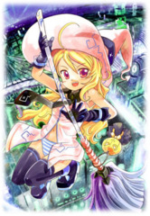 Manga Witch 2 Small Sleeves (60ct) on Ideal808