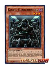 Kozmo Soartroopers - BOSH-EN083 - Super Rare - Unlimited Edition