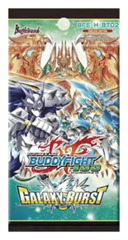 BFE-H-BT02 Galaxy Burst (English) Future Card Buddyfight Booster Pack