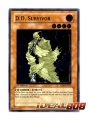 D.D. Survivor - Ultimate - TLM-EN023 (1st Edition) on Ideal808