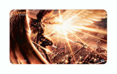 MTG Dragon's Maze Version 2 (Gleam of Battle) Ultra Pro Playmat on Ideal808