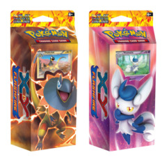 Pokemon XY Flashfire Theme Deck Set ** In-Stock Now! on Ideal808