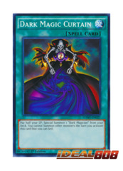 Dark Magic Curtain - SDMY-EN027 - Common - 1st Edition