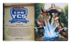 2013 125th YCS Yu-Gi-Oh! Championship Series Playmat - Noble Knight Artorigus