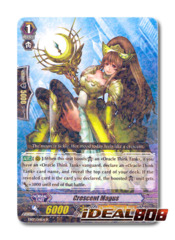 Crescent Magus - EB07/014EN - R