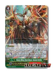Flame Wing Steel Beast, Denial Griffin - G-BT07/016EN - RR