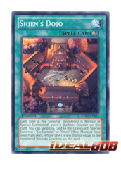 Shien's Dojo - SDWA-EN032 - Common - 1st Edition