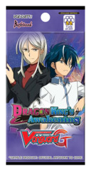 CFV-G-BT12 Dragon King's Awakening (English) Cardfight Vanguard G-Booster Pack * PRE-ORDER Ships Oct.13