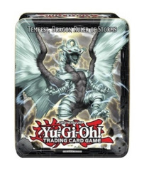 Yugioh 2013 CT10 Wave 2 Collector's Tin - Tempest, Dragon Ruler of Storms