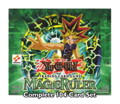 Magic Ruler Complete 104-Card Set (1st Edition North American Release)