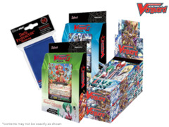 Cardfight Vanguard G-CHB02 G-TD11 G-TD12 Variety Pack - Get x2 We Are!!! Trinity Dragon Box; Divine Knight & Flower Princess PRE