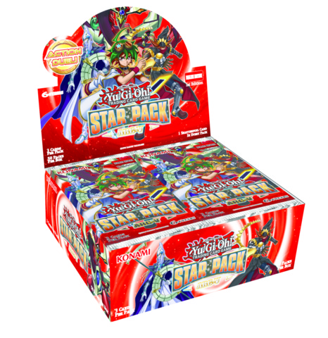 Yugioh Star Pack 2015 Arc-V Booster Box