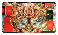 Case Topper Promo Playmat - [Interdimensional Dragon, Chronoscommand Dragon] G-BT01 Generation Stride